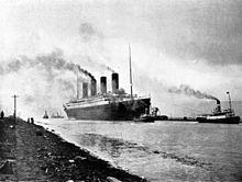 essaie du titanic
